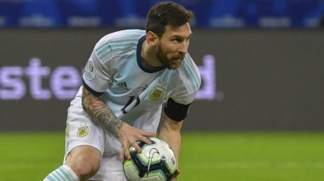 Argentina Dapatkan Pinalti