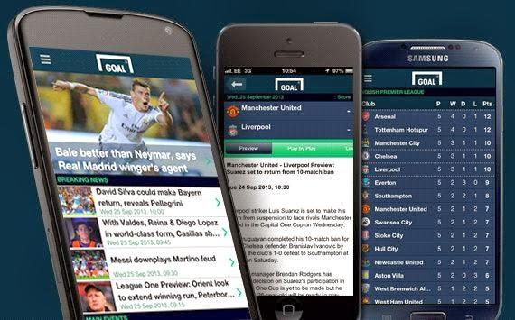 Jangan Sampai Ketinggalan Inilah 4 Aplikasi Terbaik Penyedia Berita Sepak Bola Terbaru Dan Terlengkap Parlay Prediksi