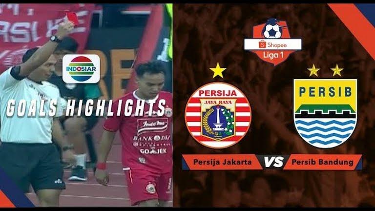 Berita Sepak Bola Indonesia. Persija vs Persib Bandung Dengan Hasil Mengecewakan !