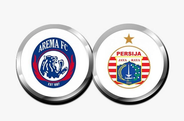 Pertandingan Persija vs Arema