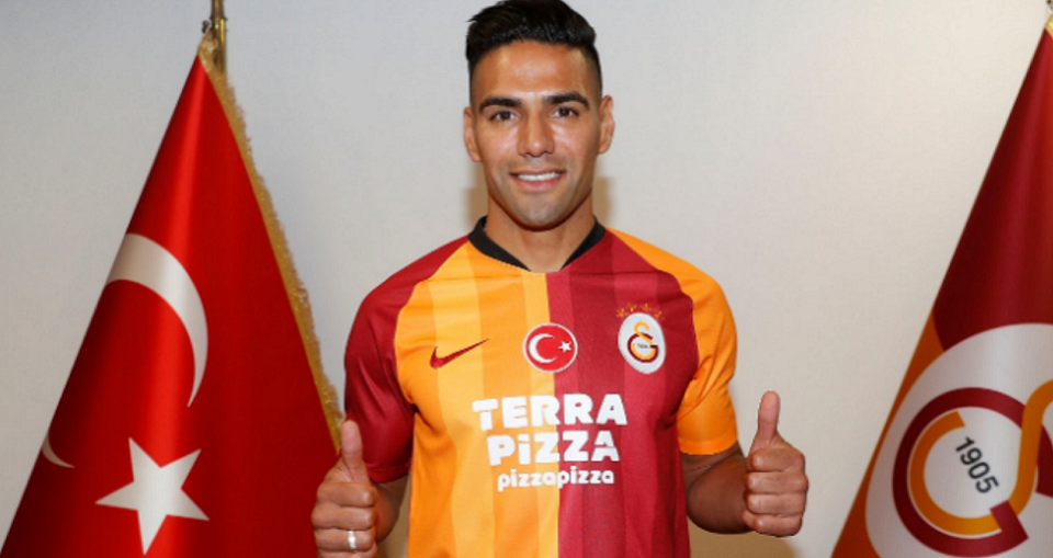 Akhiri Transfer Saga, Radamel Falcao Gabung Galatasaray