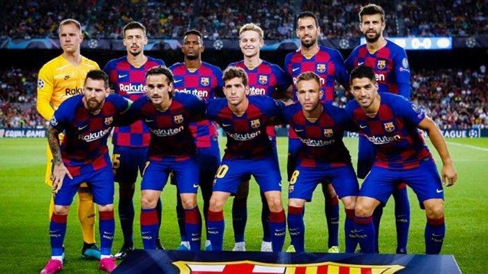 Barca Bisa Jadi Juara Liga Champions Lagi Gara-Gara Ini