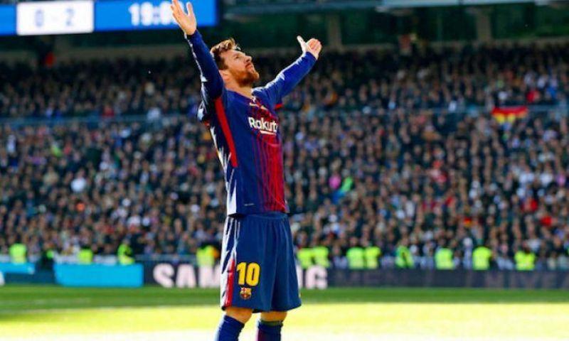 Lionel Messi Toreh Rekor Lagi